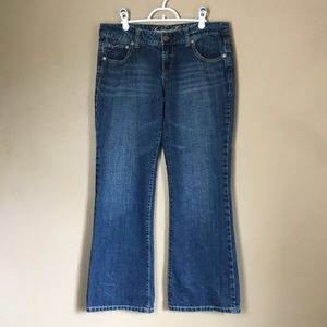 American Eagle Jeans 12 Reg Favorite Boyfriend 35W